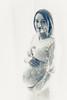 Adeline (sebastienloppin) Tags: sebastienloppin canon canoneos60d grossesse photographe photographer photographie pregnant reims slphotographiefr studio wwwsebastienloppincom hikey highkey helios 442 helios442 white blackandwhite blackwhite noiretblanc noirblanc