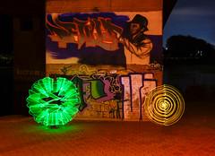 Seilersee (isco786) Tags: lightpainting seilersee swirly orbs