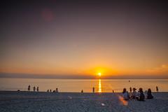 _MG_3561 () Tags: ocean morning light sun moon lake ferry clouds sunrise canon photography dawn pier waves taiwan rays dslr      gravel   crepuscular         formosan     star   trails park sky