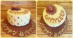 Daisy Cake by Amy Northern Utah, www.birthdaycakes4free.com