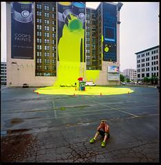 Jeremy's Accident 0806 (jimhairphoto) Tags: columbus ohio 6x6 film fuji hasselblad 2008 reala 120mm swc jimhairphoto