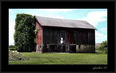 Barn (the Gallopping Geezer 3.6 million + views....) Tags: abandoned rural canon decay michigan country structure faded worn weathered southeast decayed geezer corel 6d 2015 buildiing tamron28300 forelorn
