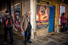 Choose Your Own Title (Silver Machine) Tags: street london lumix candid homeless streetphotography oldman lumixg lumixg20mmf17 lumixg5 streethunters 1stannualstreethuntersmeeting