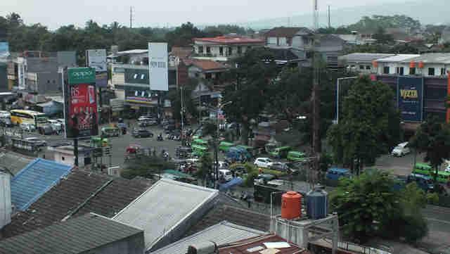 Titik Macet di Kota Bogor