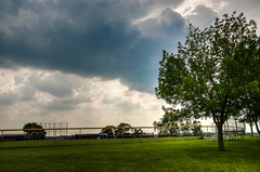 approaching storm (chrishowardphotography.com) Tags: stormclouds stormfront approachingstorm