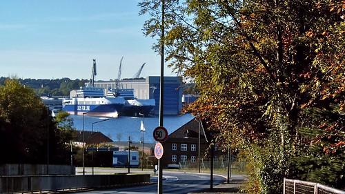 FSG mbH Flensburg Blick von Mürwik