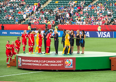 FIFA Women's World Cup Canada 2015 - Edmonton (IQRemix) Tags: summer england game sport bronze germany football team women edmonton stadium fifa soccer tournament event alberta athletes worldcup lioness rivals commonwealthstadium teamsport yeg fifawwc fifawomensworldcupcanada2015 dienationalelf broznemedalmatch