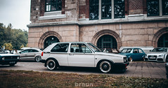 Volkswagen Golf MkII - BBS RS (Rick Bruinsma) Tags: ride belgium air meeting retro static works treffen stance dapper oem airride koolmijn oemplus retroworks dvpper