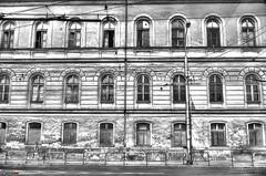 Sunny Wired Bratislava, Slovakia (german_long) Tags: blancoynegro blackwhite slovakia bratislava