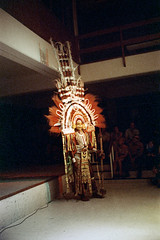 27-322 (ndpa / s. lundeen, archivist) Tags: man color film festival fiji 35mm necklace costume clothing audience stage traditional nick performance feathers culture makeup andrew suva demonstration southpacific bracelet warrior bracelets tradition 1970s facepaint spectators papuanewguinea 27 1972 necklaces spear headdress onlookers dewolf oceania pacificartsfestival pacificislands kape festivalofpacificarts nickdewolf papuan mekeo photographbynickdewolf festpac pacificislandculture southpacificfestival reel27 southpacificartsfestival akape inawaia southpacificfestivalofarts fiji72