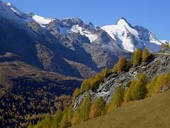 1996.09. Austria -Heiligenblut, (péterfarsang) Tags: austria heiligenblut diapositive alps mountains nature