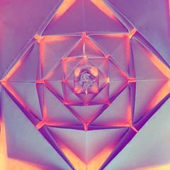 origami Fractal (Sat Teixeira) Tags: origami 折り紙 papiroflexia paperfolding dobradura paperart folding folds dobras art arte おりがみ