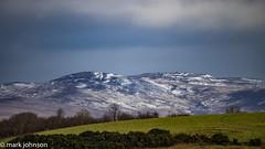 Snow on the hills....2 (dudutrois) Tags: snow them hills