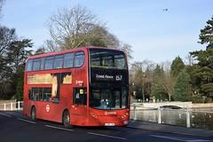 Route 157, Carshalton Ponds (London Bus Breh) Tags: arriva arrivalondon alexander dennis alexanderdennis alexanderdennislimited adl alexanderdennisenviro400 enviro400 e400 t23 lj60cuw 60reg london buses londonbuses bus londonbusesroute157 route157 carshalton carshaltonponds tfl transportforlondon