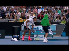 Nick Kyrgios smashes his racket in match against Andreas Seppi (Download Youtube Videos Online) Tags: nick kyrgios smashes his racket match against andreas seppi