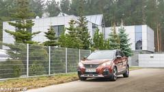 Peugeot 3008 - JD Kulej test Moto3m-1320612