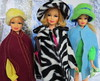 8. Winter Outing (Foxy Belle) Tags: doll barbie mattel stacey mod 1960s snow hat fur collection blonde