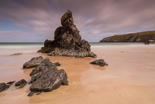 The Sango Bay Stack ..