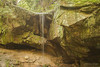 Almost a Trickle (Back Road Photography (Kevin W. Jerrell)) Tags: honeymoonfalls bellcounty pinemountainstateresortpark pineville kentucky backroadphotography drought waterfalls slowshutter nikond60 nature hiking
