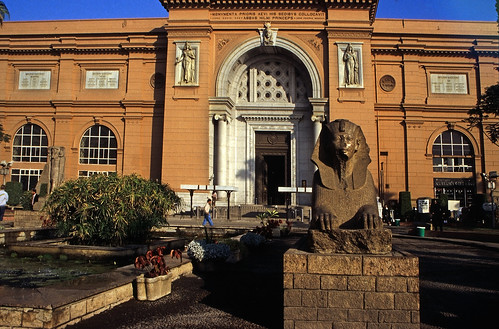 "Ägypten 1999 (595) Kairo: Ägyptisches Museum • <a style=""font-size:0.8em;"" href=""http://www.flickr.com/photos/69570948@N04/31912894171/"" target=""_blank"">Auf Flickr ansehen</a>"