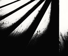 Indoor Steps in b&w.. (kallchar) Tags: steps stairs blackandwhite blackwhite monochrome art architecture building floor olympusomdem10 design marble