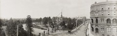 Mitchell Library in course of construction [photograph], March 1907 (State Library of New South Wales collection) Tags: statelibraryofnewsouthwales panorama