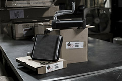 boxes_heatercores (DS_Mastery) Tags: osc automotive d5100 nikon photography product professional 35mm heater cores