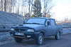 Dacia Double cab (saabrobz) Tags: dacia double cab cabin pickup