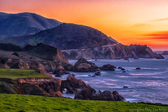 Watch Lights Fade II (philipleemiller) Tags: landsape seascape d800 california pacificcoast sunset dusk bigsur