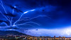 One stormy night in Costa Del Sol. (Zimeoni) Tags: lightning storm weather earth nature night sky longexposure costadelsol