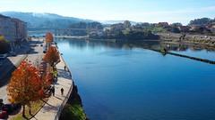 Desembocadura del Río Lérez en la Ría de Pontevedra. (lumog37) Tags: ríos rivers riverscape riverside estuary ría