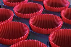 Week 3 - Folded (Janet Cunningham) Tags: cupcake folded baking
