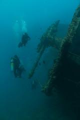 IMG_7277 (Stig Sarre) Tags: thistlegorm red sea redsea egypt scuba diving scubadiving dykking wreck vrak