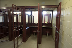 Visitation Rooms (A.Todd Photography) Tags: kingston pen inmates prison visitation