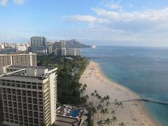View from Hilton Hawaiian (jcsullivan24) Tags: waikikibeach oahu hawaii hilton