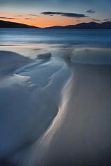 Luskentyre Moonlit Beach (rupertilkley) Tags: luskentyre beach harris scotland colour landscape