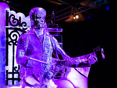 David Bowie 4 (Jan Enthoven) Tags: davidbowie gitaar kunst art muziek statues ice ijsbeelden ziggystardust amsterdam guitar