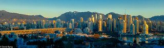 Vancouver-Sunrise- Panorama