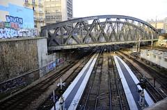 2017_02_07_RailwaisGareDuMidi (giopuo) Tags: parigi paris france gare garedumidi bridge ponte ferrovia binari treni stazione graffiti