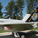 McDonnell Douglas F-18 Hornet Arnold AFB Tennessee