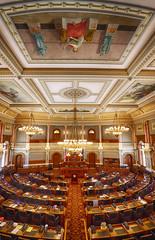 (Kansas Poetry (Patrick)) Tags: kansas topeka legislature statecapitol topekaks senatechamber patrickemerson patricknancysnoopintopeka