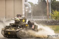 M3A1 Stuart Light Tank (Jeffrey de Kort Photography) Tags: tank stuart m3a1