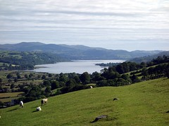 """Bala Lake from the start of the Aran Ridge • <a style=""""font-size:0.8em;"""" href=""""http://www.flickr.com/photos/41849531@N04/18725018184/"""" target=""""_blank"""">View on Flickr</a>"""