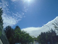 Clouds moving in !!! (rjgivnin Sr) Tags: cloudage ihaveapicture