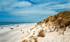 Schönes Dänemark (Turikan) Tags: strand mju zoom olympus 200 sonne dänemark ferien düne spas rossmann