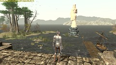 Iron Platemail Armor Back (unicornslady@ymail.com) Tags: screenshot iron armor ultima mmorpg mmo lordbritish richardgarriott platemail shroudoftheavatar