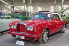 1985 Bentley Continental cabriolet (H J Mulliner Park Ward ) - 80.500  (el.guy08_11) Tags: paris france ledefrance voiture collection 1985 bentley mulliner