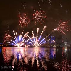 Docklands Winter Festival Fireworks (jennyriordan545) Tags: fireworks docklands