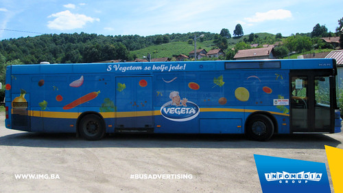 Info Media Group - Vegeta, BUS Outdoor Advertising, Banja Luka 04-2015 (2)