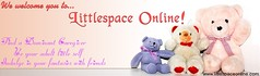 Littlespace Online Banner 2 (more adbl than ddlg) (LittlespaceOnline) Tags: daddy little dom space mommy ds bdsm lolita diapers domme nymphet daddydaughter domsub ageplay abdl littlespace ddlg mdlb